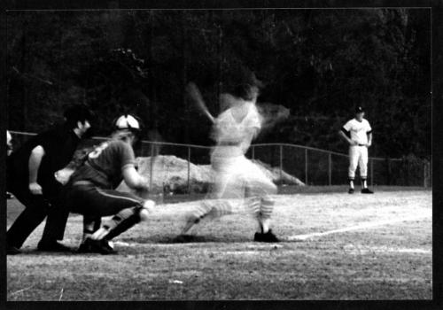 Swing and a miss! ~1974