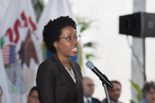 Representative Lauren Underwood