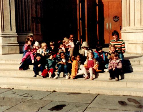 Ben Ward With Children 03