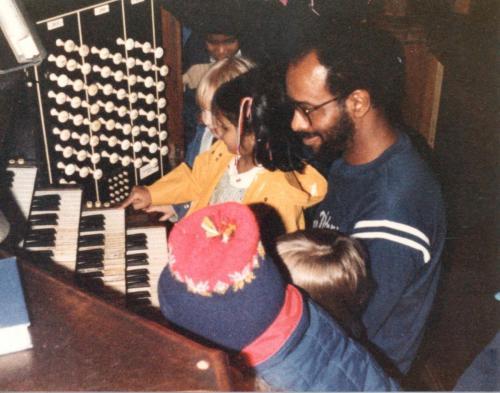 Ben Ward With Children 04